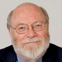 Professor Roger Cashmore FRS