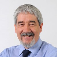 Professor David Delpy CBE FMedSci FREng FRS