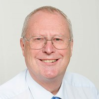 Sir James Hough OBE FRS