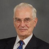 Lord Ron Oxburgh KBE HonFREng FRS