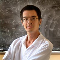 Professor Terence Tao FRS