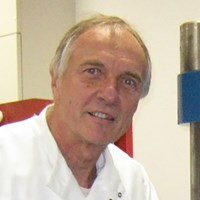 Professor Bernard Wood FRS