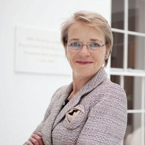 Dr Julie Maxton CBE